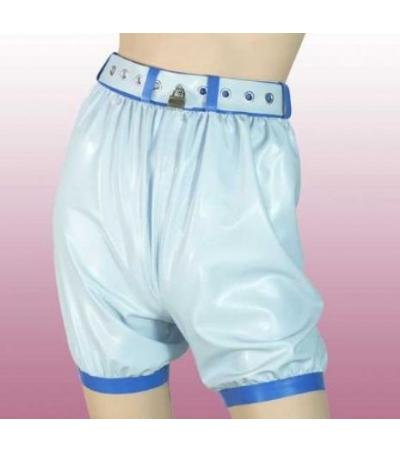 Lockable Latex Bloomers