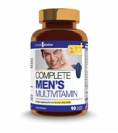 PNPlus Complete Men's Multivitamin 90s