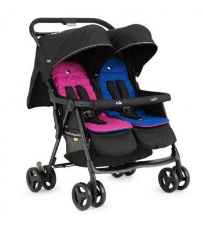 Joie zwillingsbuggy airetwin-geschwisterbuggy