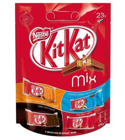 Kit Kat Mixed Share Bag 476g