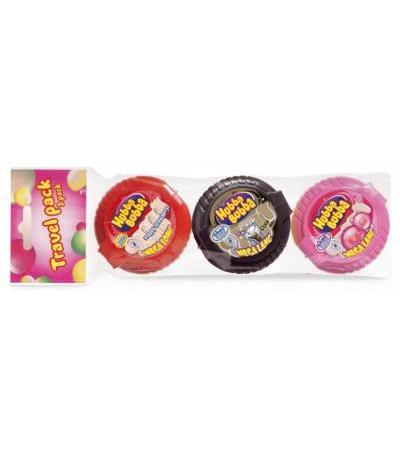 Wrigley's Hubba Bubba tape multipack three flavour mix pack 168g