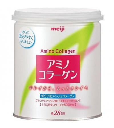 Коллаген Amino Collagen Meiji