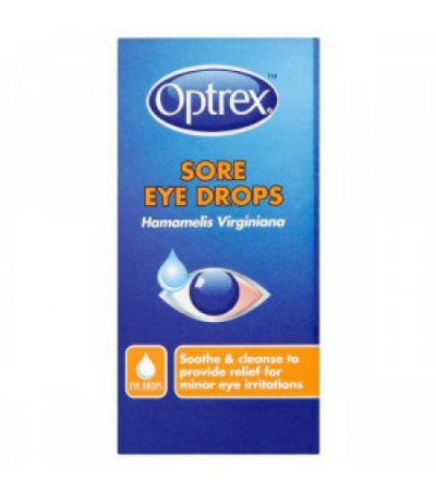 Optrex Sore Eye Drops 10ml