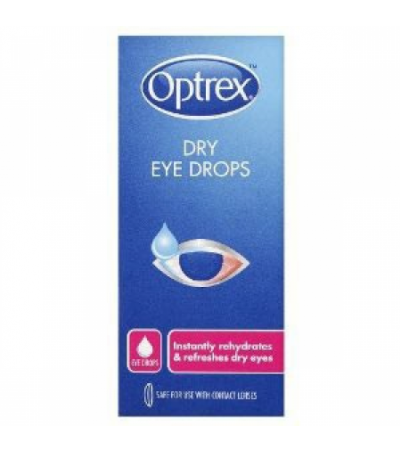 Optrex Dry Eye Drops 10ml