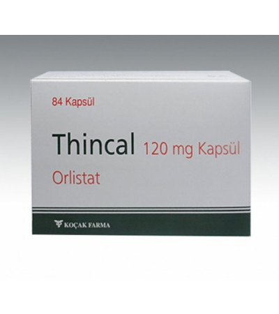 Thincal 120 mg 84 Kapsul