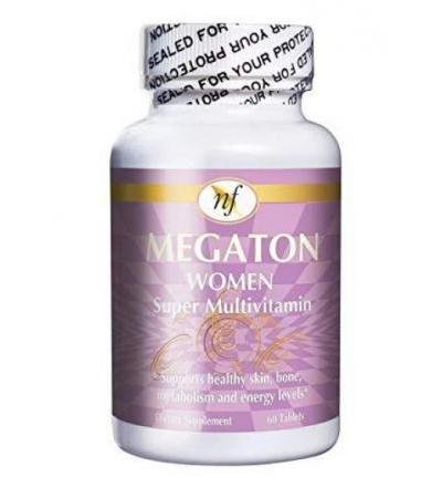 Megaton Women - Super Multivitamin