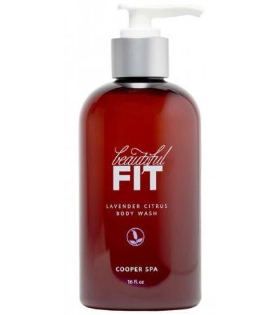 Beautiful Fit Lavender Citrus Wash – 16 oz