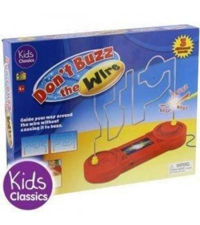 Don't Buzz The Wire with Sound and 3 levels by Kids Classics