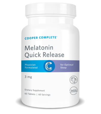 Quick Release Melatonin