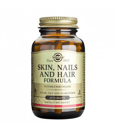 Solgar Skin, Nails and Hair Formula 60 Tablets